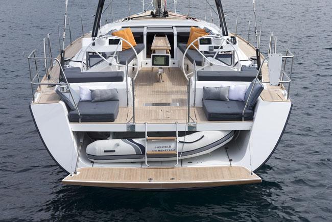 Beneteau Oceanis 60' Sailing Yachts for Sale New Boat Dealer