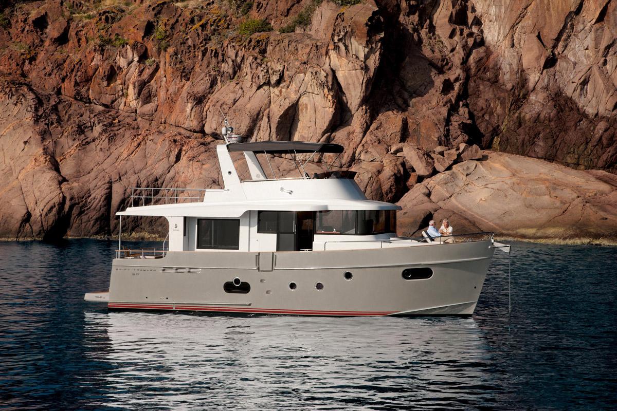 Beneteau Swift Trawler 50 —  Flagship