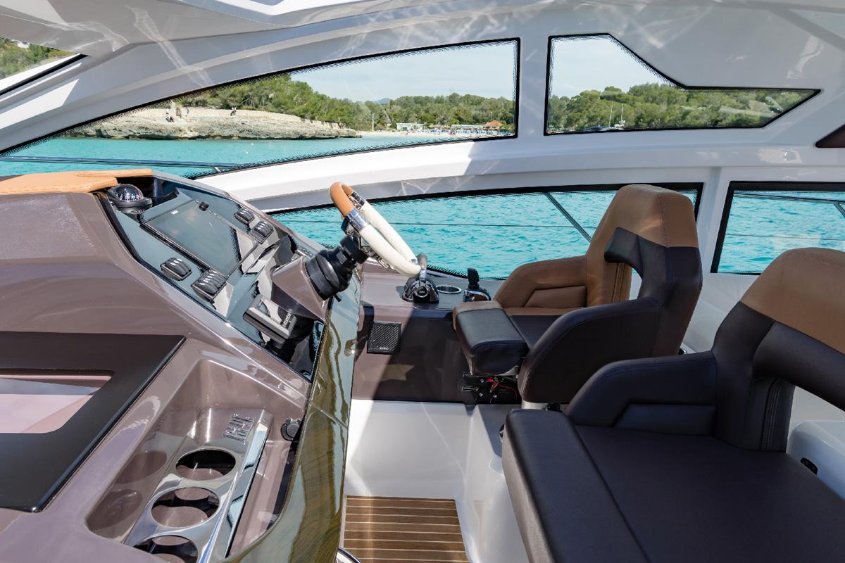 Beneteau Gran Turismo 46 — Elegance and Style
