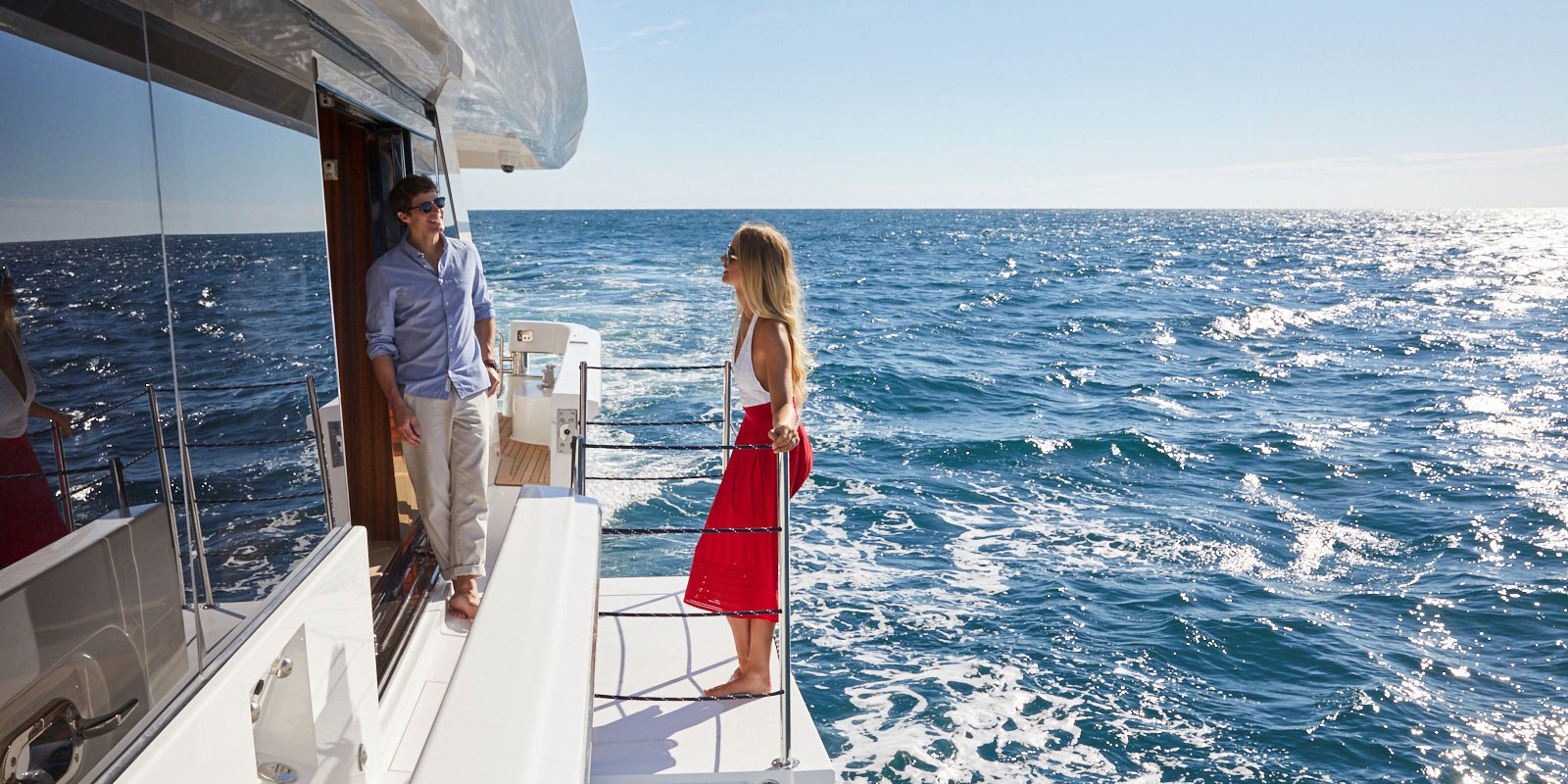 Hatteras M90 — Comfortable by Design