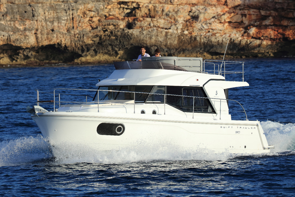 Beneteau Swift Trawler 30 — Continued Quest