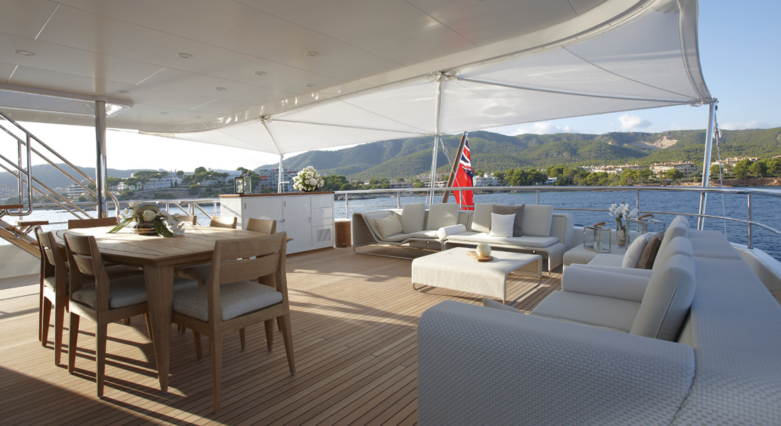 Operating foeign flagged yacht superyachts