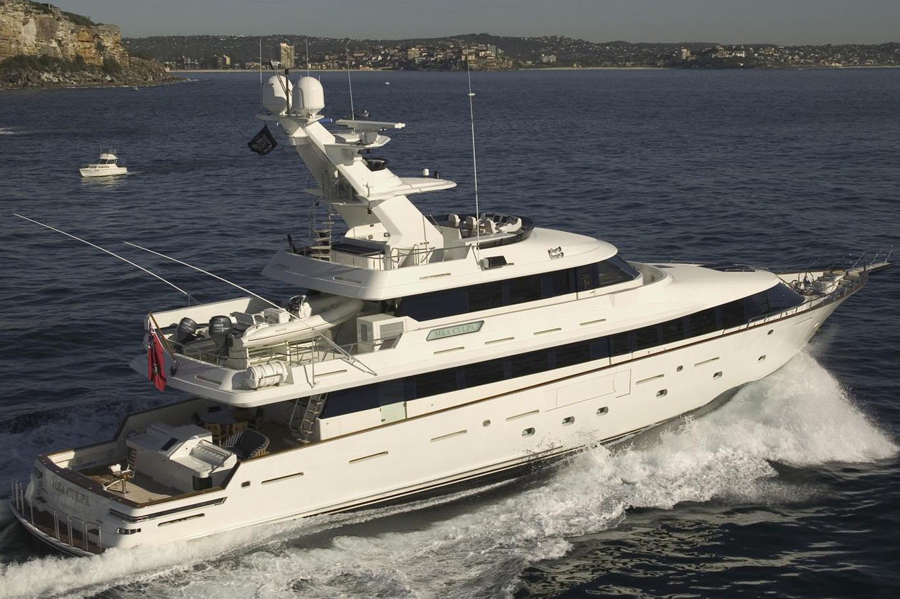 10 biggest sportfish yachts ever built