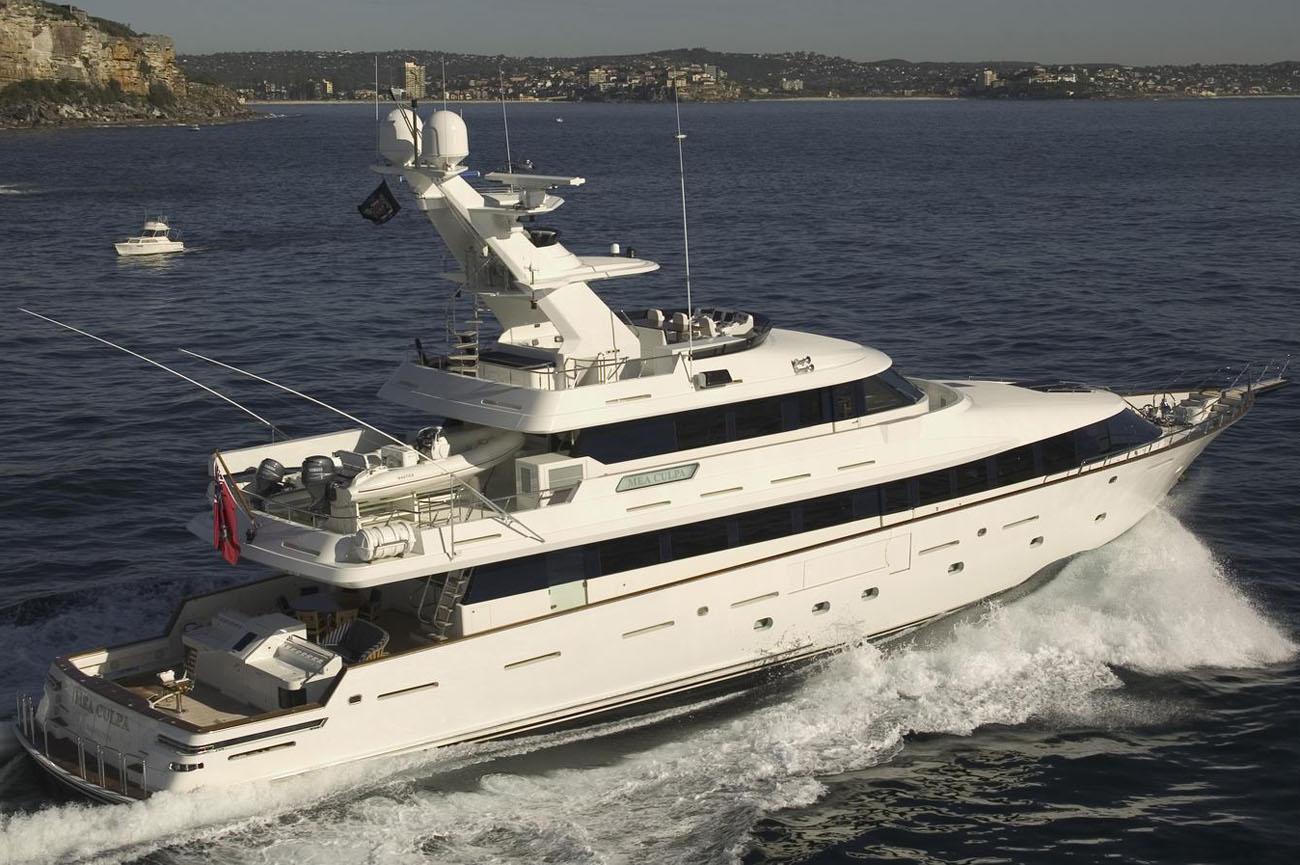 10 Biggest Sportfish Yachts Ever Built