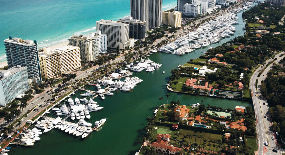 Yachts miami beach redesign to enhance show experience - Miami boat show ...