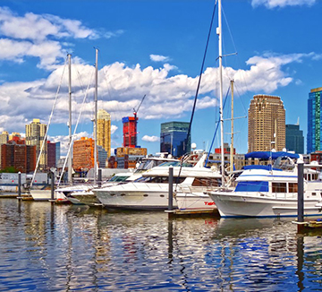 Search Marinas in New Jersey