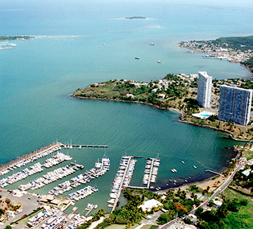 Search Marinas in Puerto Rico