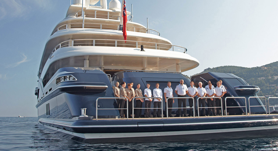 Why Crew are More Important Than the Charter Yacht