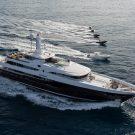 Elysian superyacht charter yacht