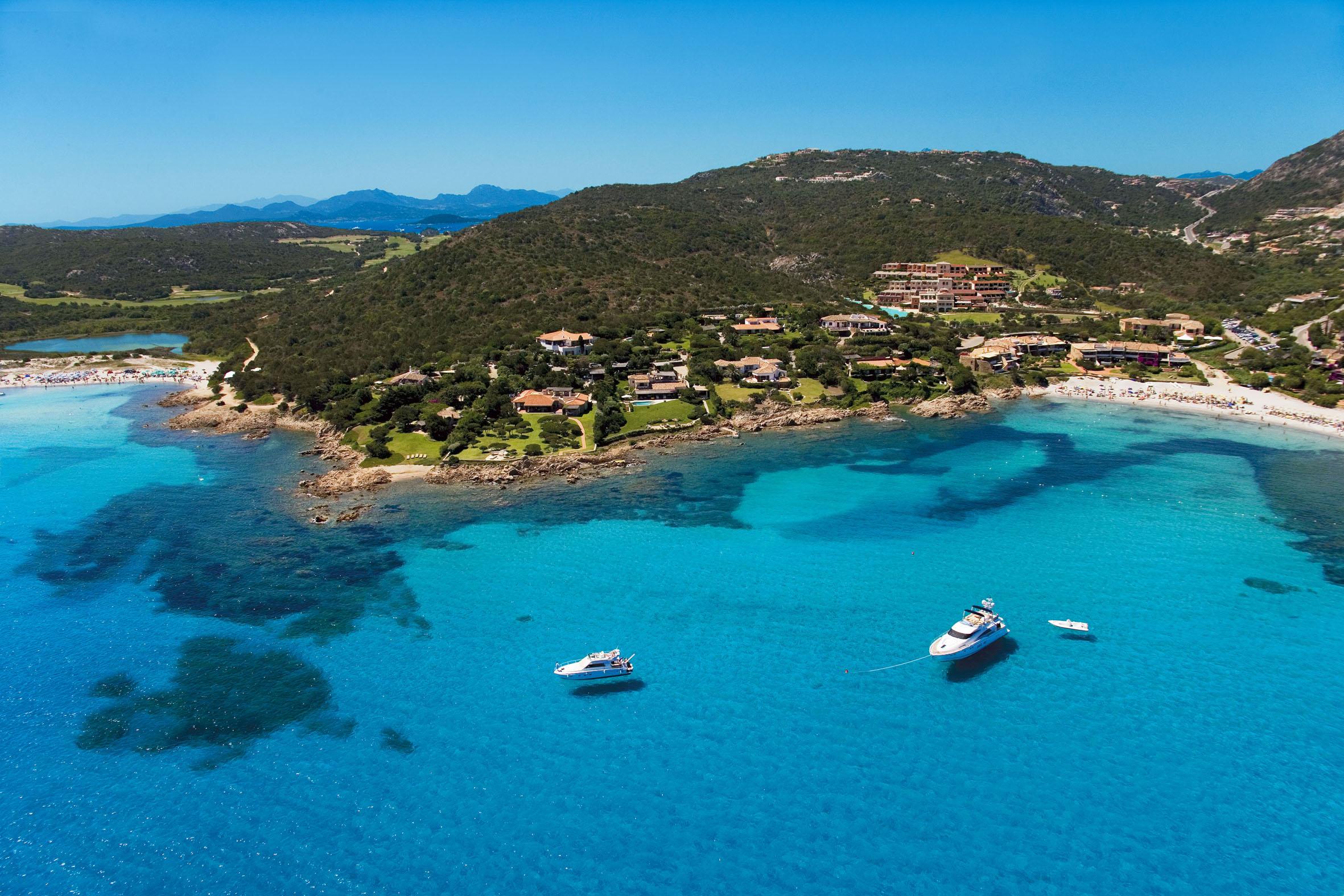 Sardinia and Corsica Yacht Charter
