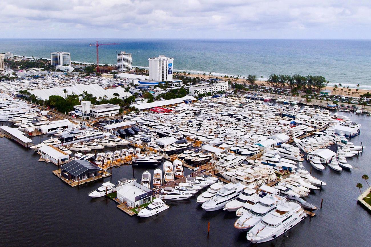 Fort Lauderdale Boat Show Announces New Dates