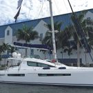 Privilege catamaran sailing yacht walkthrough video