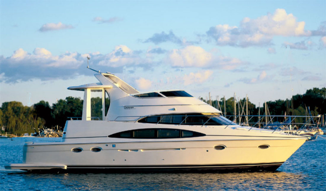 Cheap Yachts For Sale 10 Used Motoryachts Under 150k