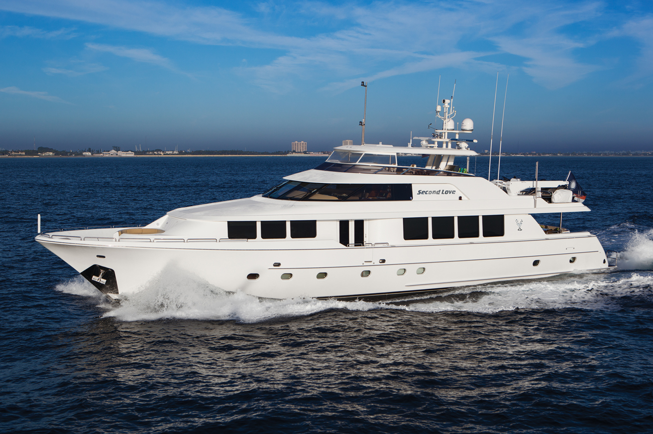 "Denison Yachting Sells 112′ Westport ""Second Love"""