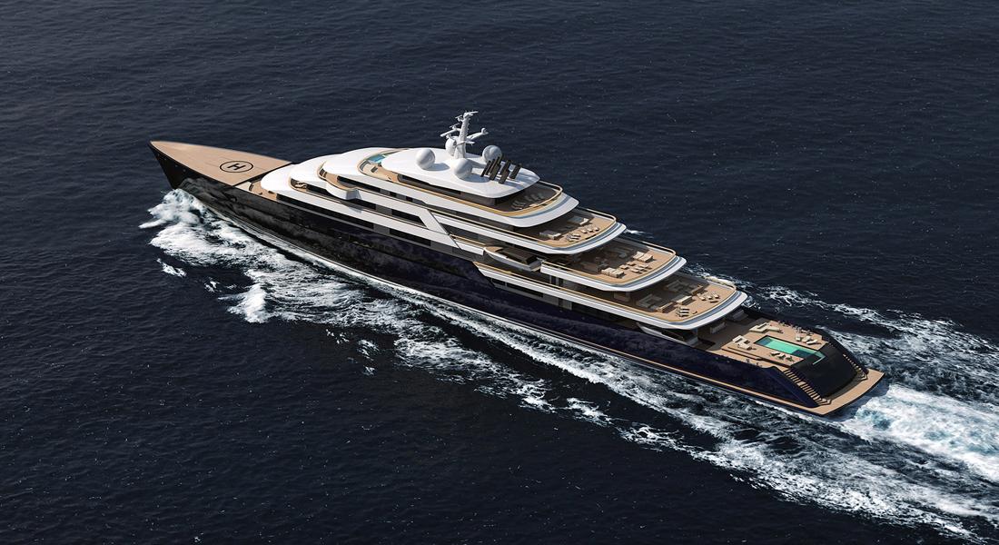 superyacht megayacht