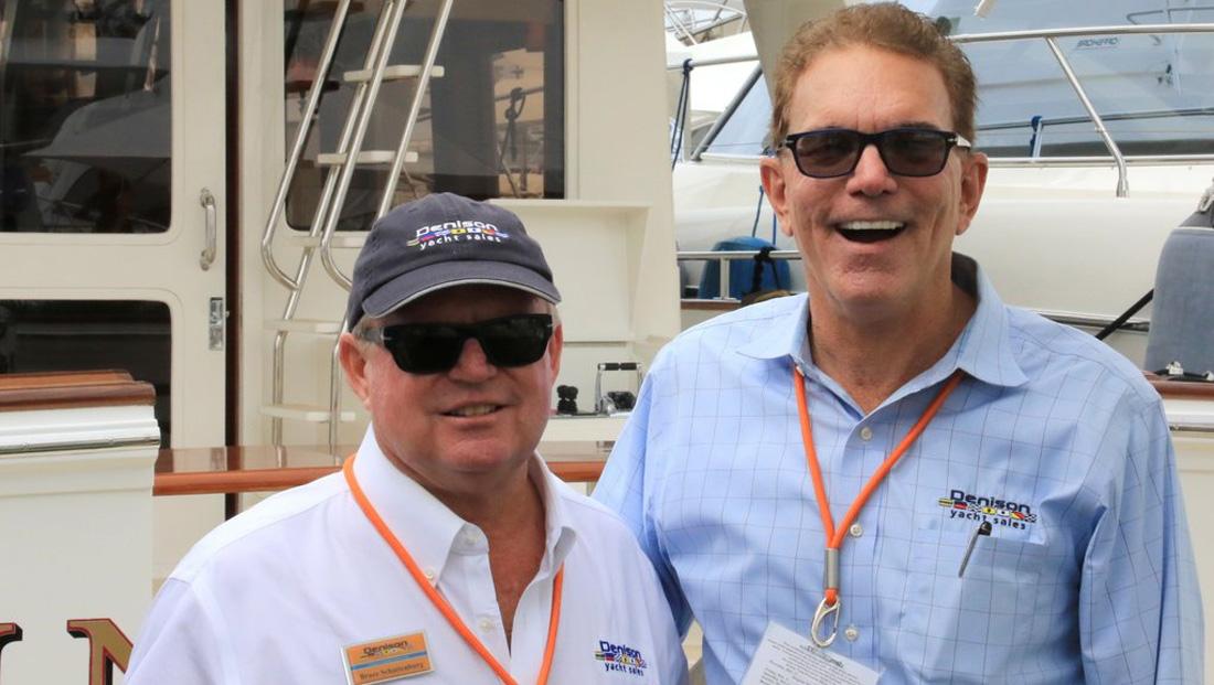 Bruce Schattenburg IYBA FYBA superyacht charter yacht broker