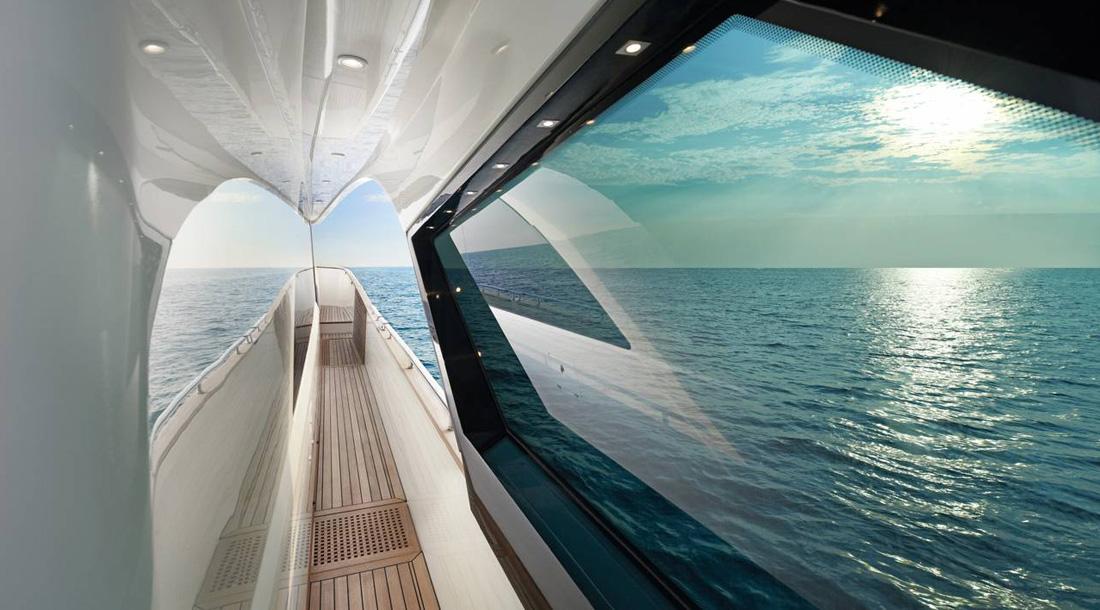 Monte Carlo Yachts walkthrough video