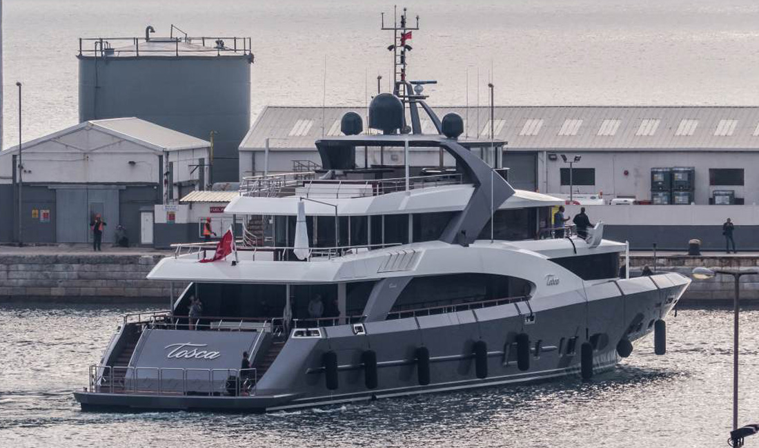 Couach yacht new model superyacht for sale