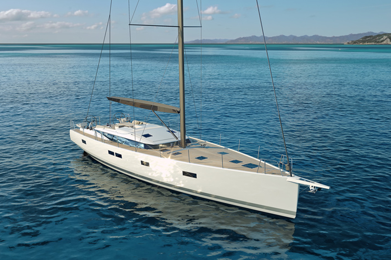 Innovative New CNB 66 Sailing Yacht Hits Milestone