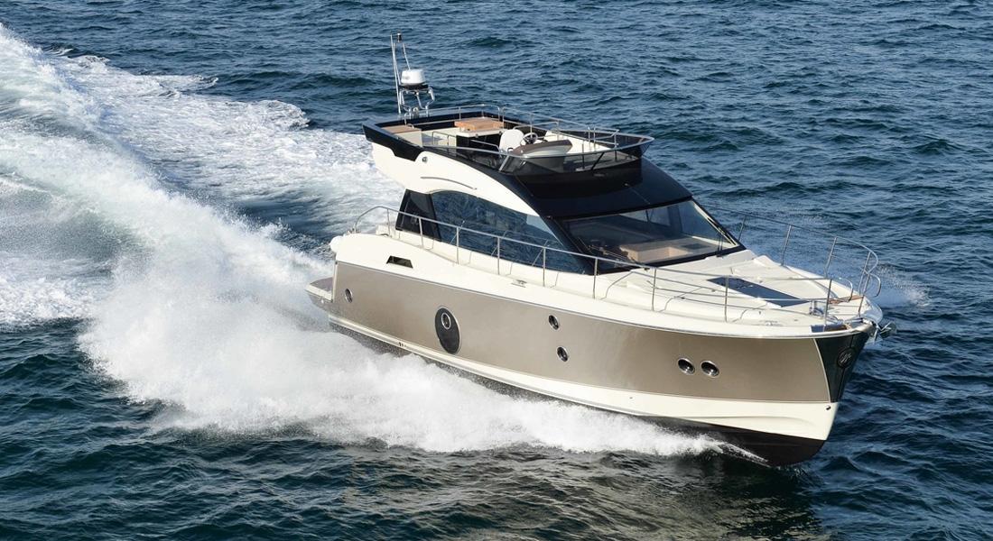 Beneteau Monte Carloy 5 yacht walkthrough video