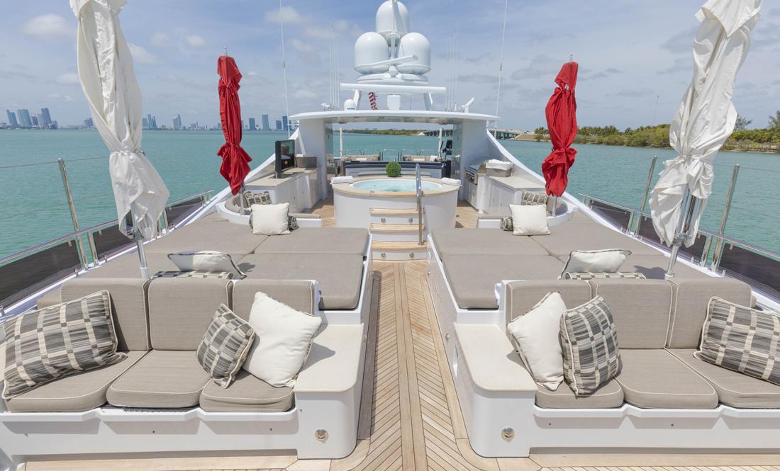 Rockstar Trinity superyacht for sale Kurt Bosshardt