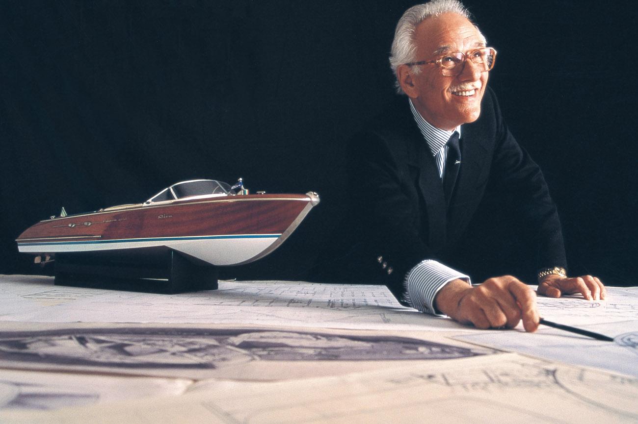 Yacht Design Legend Carlo Riva Passes Away
