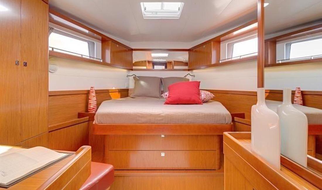 Beneteau Sense 55 sailboat sailing yacht for sale
