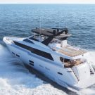 Hatteras 70 Motoryacht walkthrough video