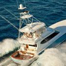 Hatteras GT70 sportfish yacht walkthrough video