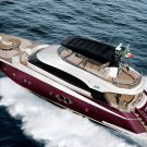 Monte Carlo Yachts 76 walkthrough video