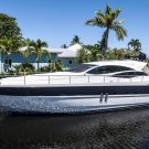 Pershing yacht sold by Jordan Preusz and Peter Quintal