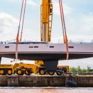 CNB 66 sailing yacht sailboat launched