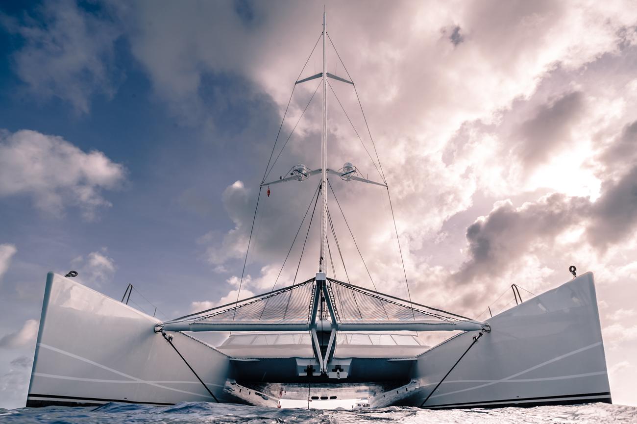 NECKER BELLE Catamaran Price Reduction Announced