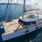 Virgin Islands Caribbean sailing catamaran luxury charter vacation