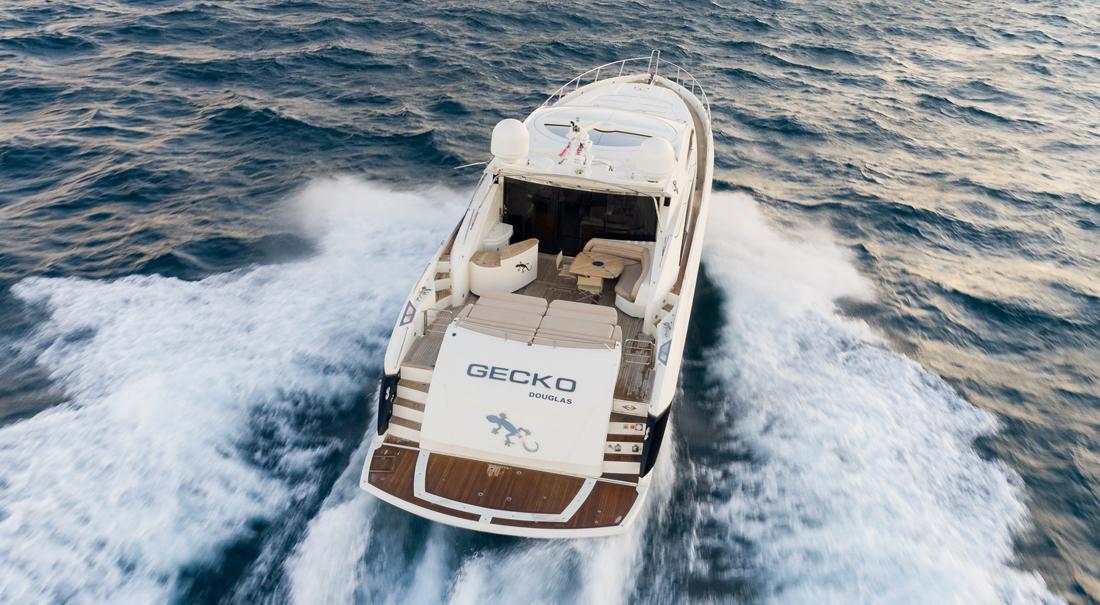 82 Sunseeker Predator yacht sold by Peter Quintal