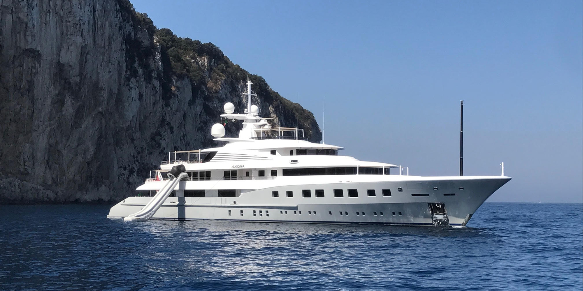 Superyacht Financing And Brokers Superyachts For Sale