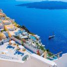 Greece Cyclades luxury yacht charter itinerary