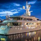 164 Codecasa superyacht Invader Ken Denison
