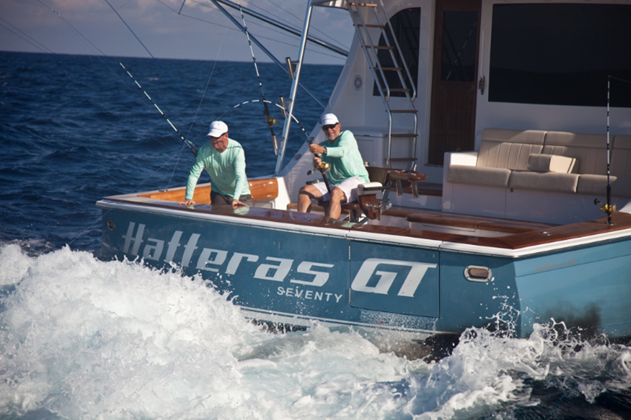 How Technology Is Changing The Modern Sport Fishing Boat