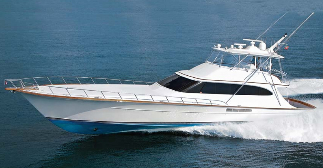 Sportfishing Yacht For Sale Fort Lauderdale Fishing Denison