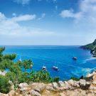 Turkey luxury yacht charter vacation itinerary