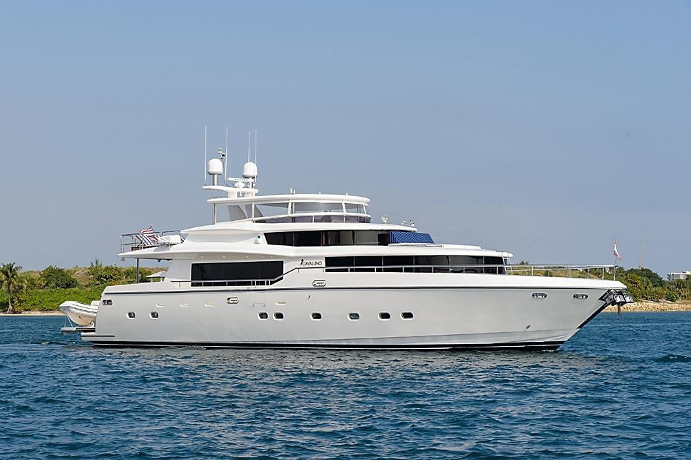 Cavallino Johnson Motoryacht for sale