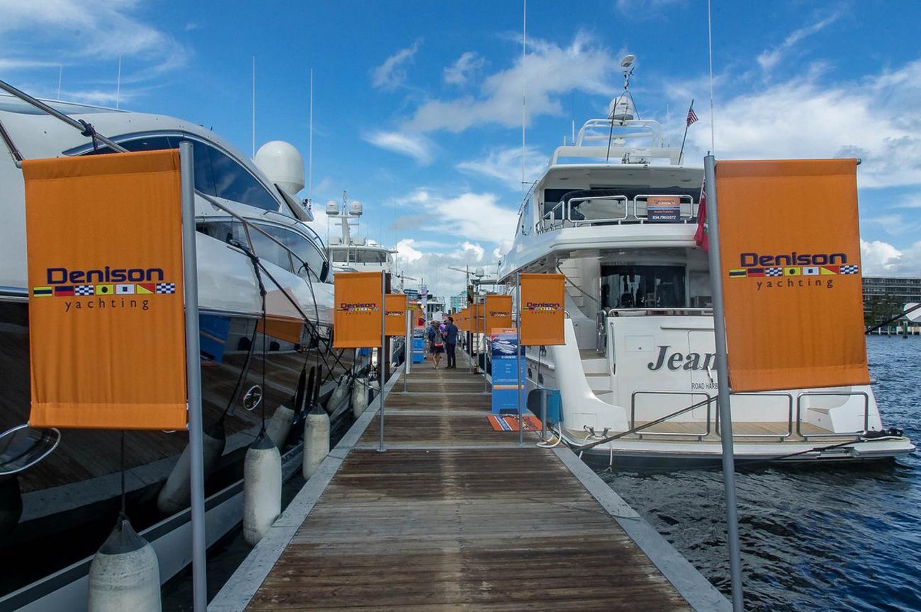 Las Olas Bend: Must-See Megayachts At FLIBS