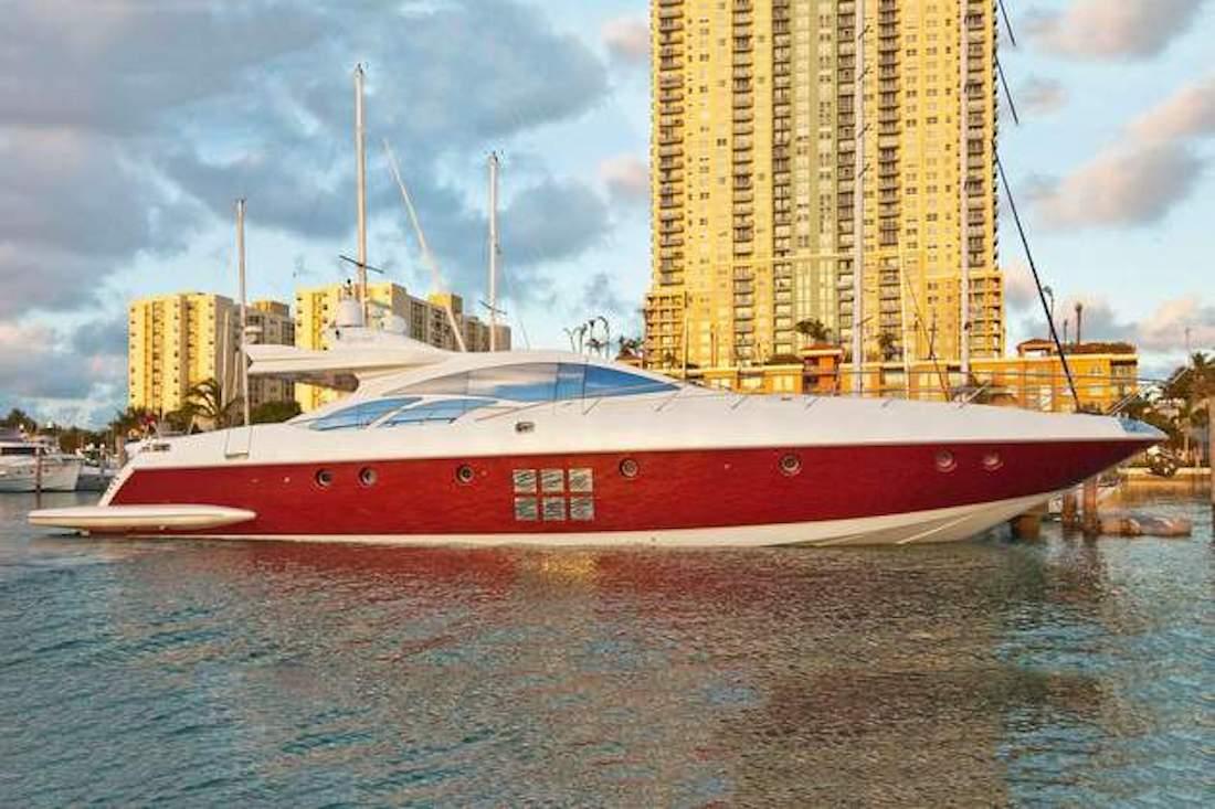 Azimut yacht for sale