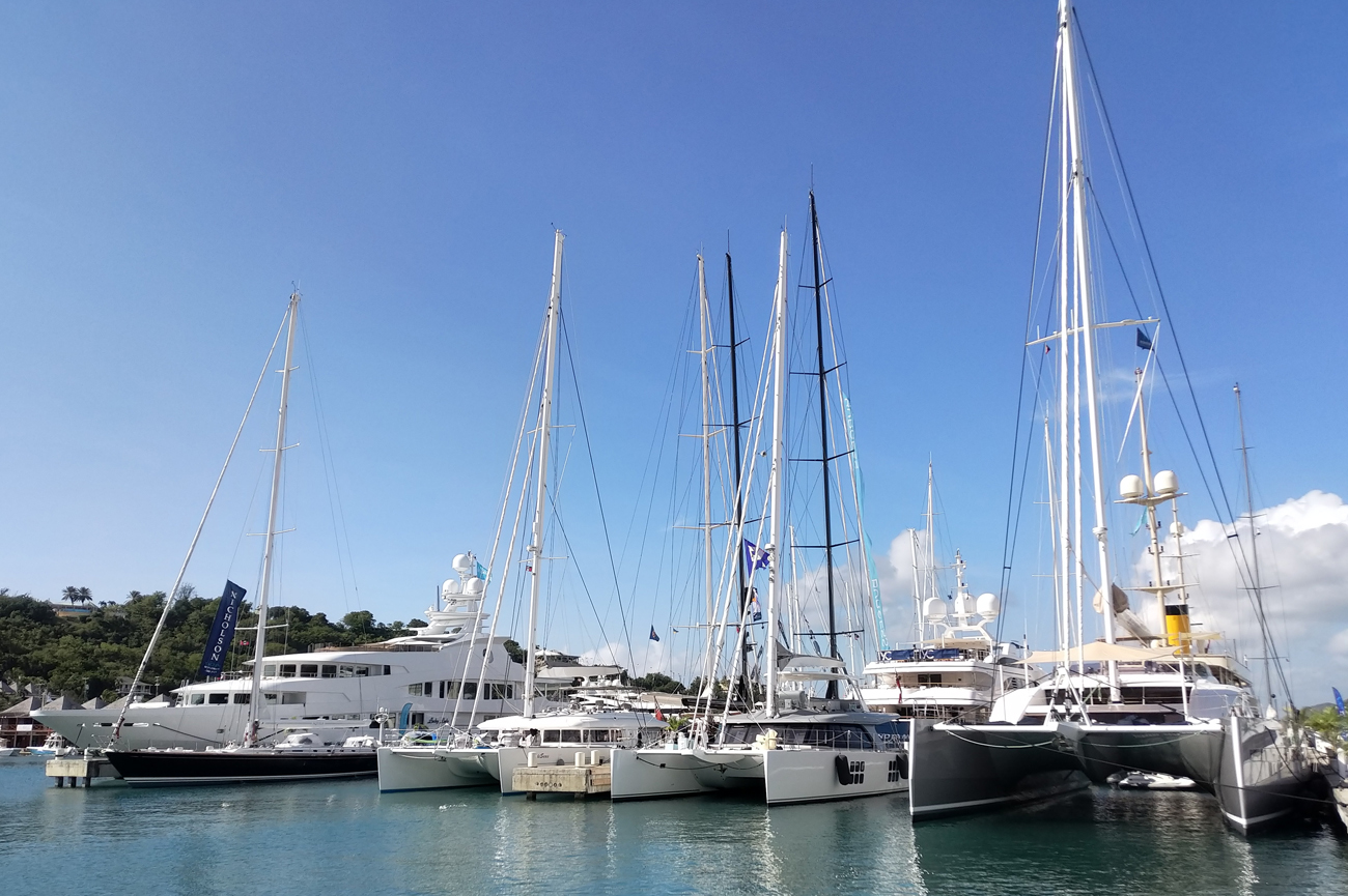 Antigua Charter Yacht Show Recap: Day 2