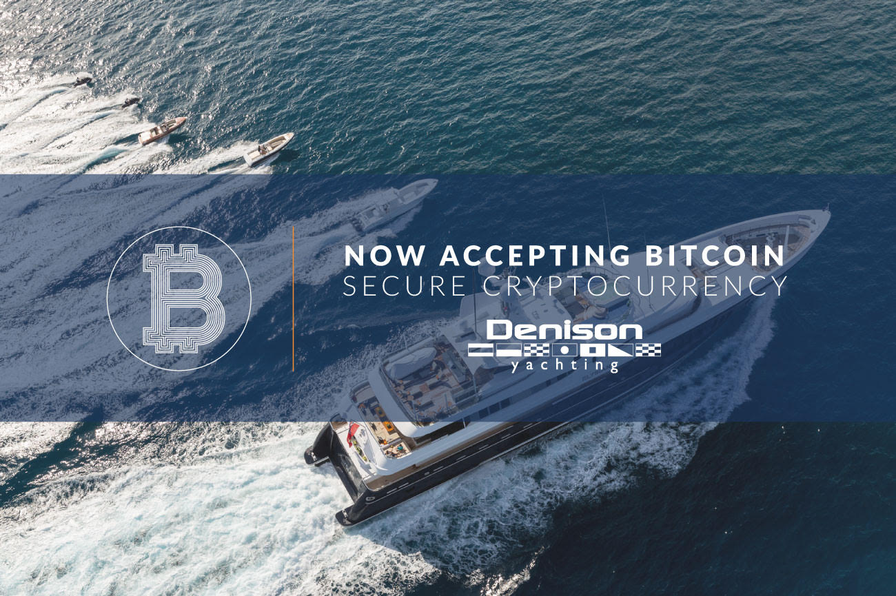 Bitcoin Poised to Revolutionize Yacht Sales