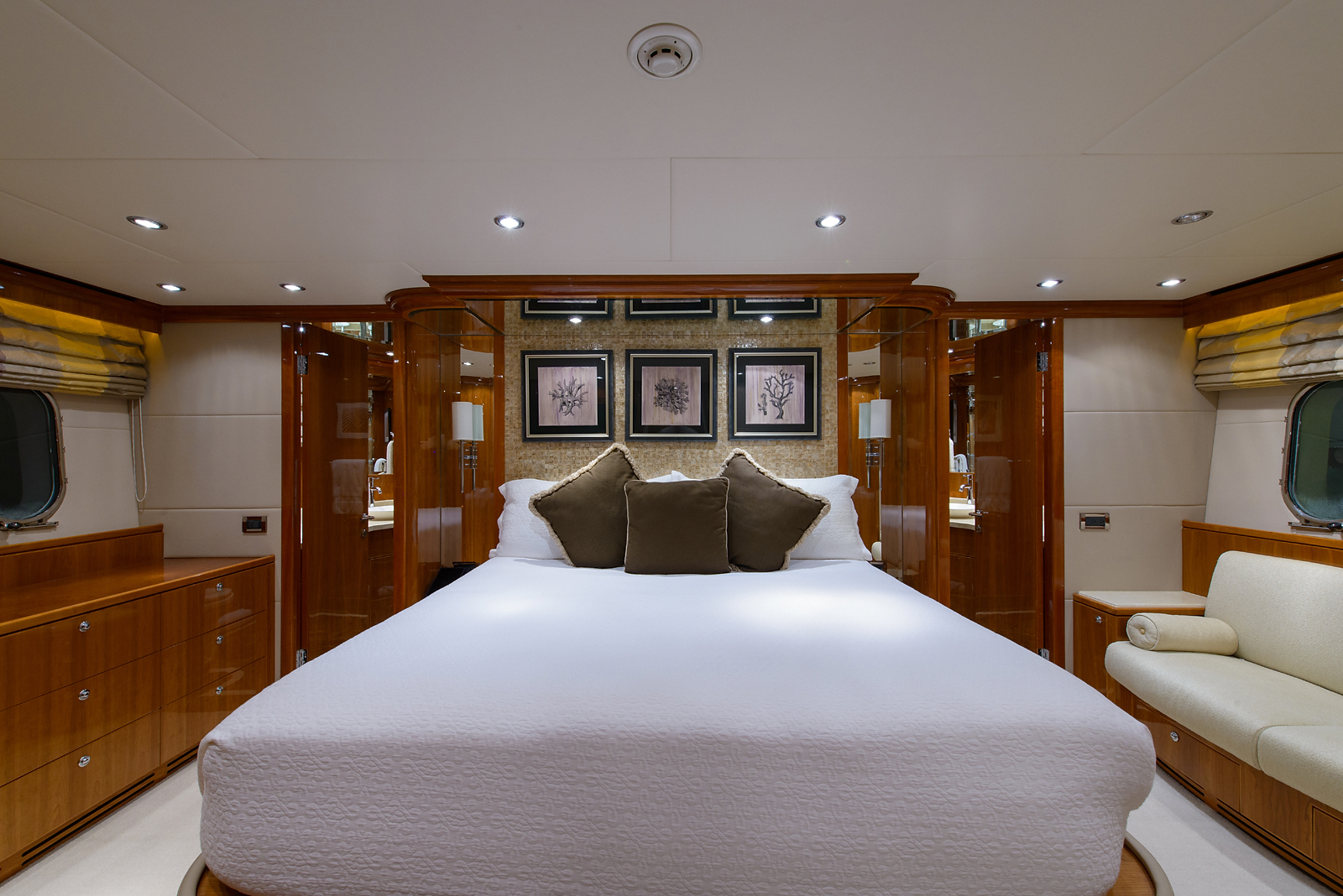 VIP Staterooms