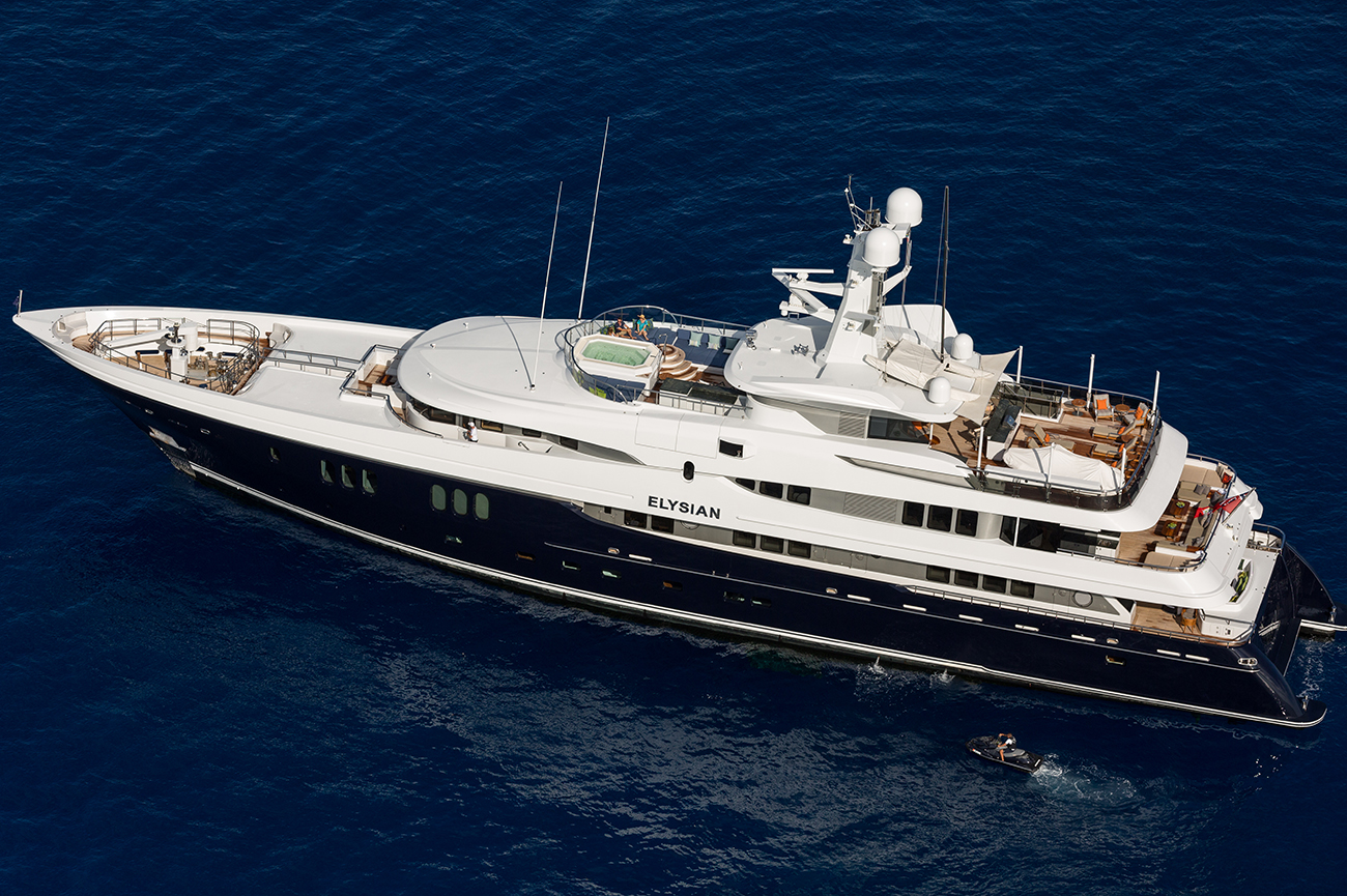 How much does it really cost to charter a superyacht?