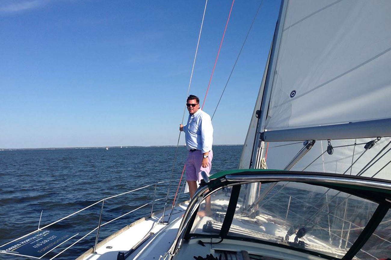VIDEO: Yacht Brokers: Why I Love My Job