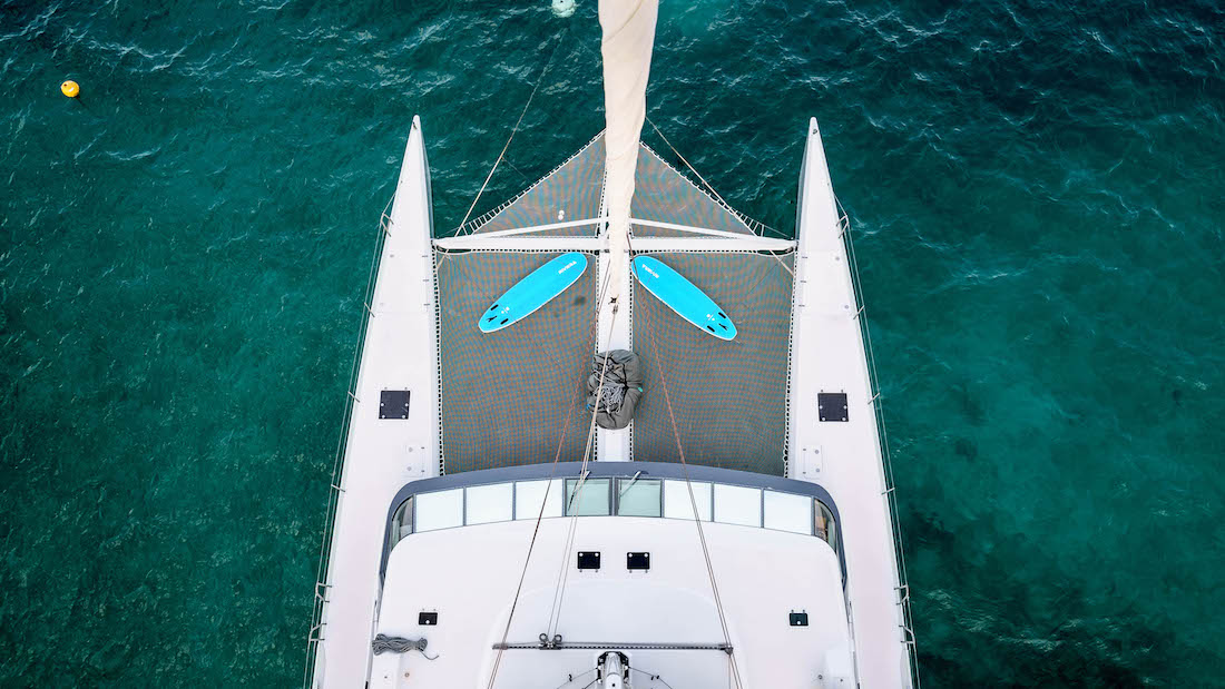 Necker Belle yachts for sale